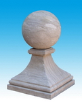 Rolling Ball Antique Stone Fountains