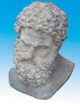 Antique Stone Busts