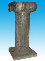 Carved Stone Pillars for Decoration