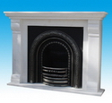 UK style Stone Fireplace Mantels