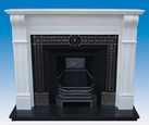 UK Stone Fireplace Mantels