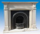 American Overmantel Fireplace Mantels