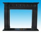 Granite Fireplace Mantels