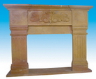 Sandstone Fireplace Hearth