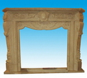 Carved Fireplace Mantels