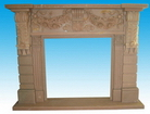 Sandstone Fireplace Surrounds