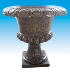 Decorative Stone Flowerurn