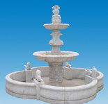 Big Size Water Fountain