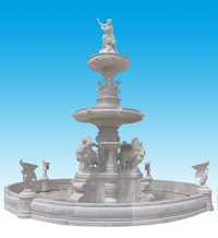 Stone Water Fountains for garden
