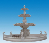 Big Stone Garden Fountains