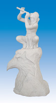 Catholic Stone Sculpture