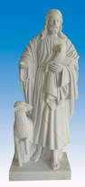 Catholic Marble Sculpture