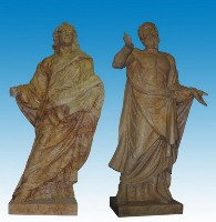 Stone Catholic Sculptures